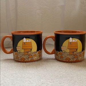 Peanuts Other - Peanuts Snoopy halloween mug
